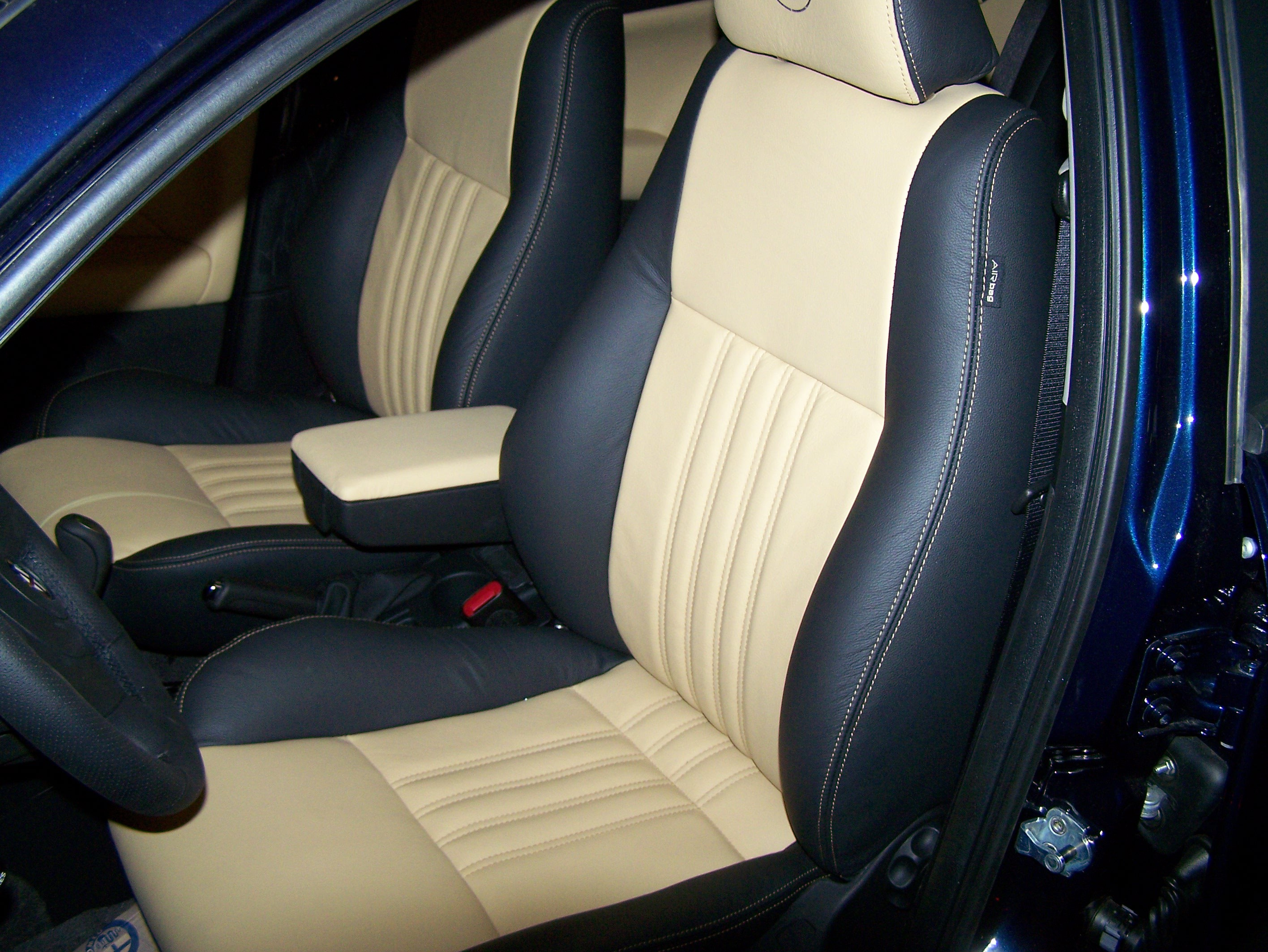 Talat - Autobekleding - Alfa Romeo 147