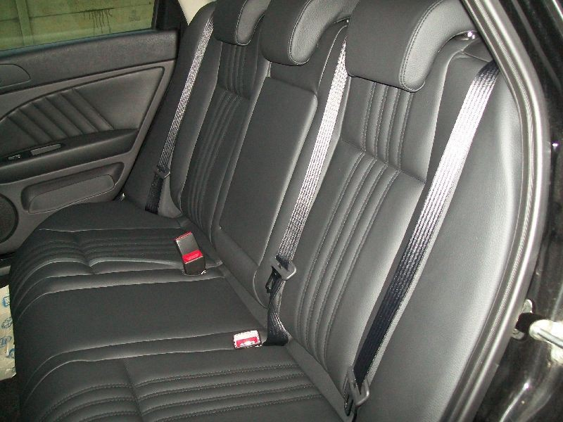 Talat - Autobekleding - Alfa Romeo 159