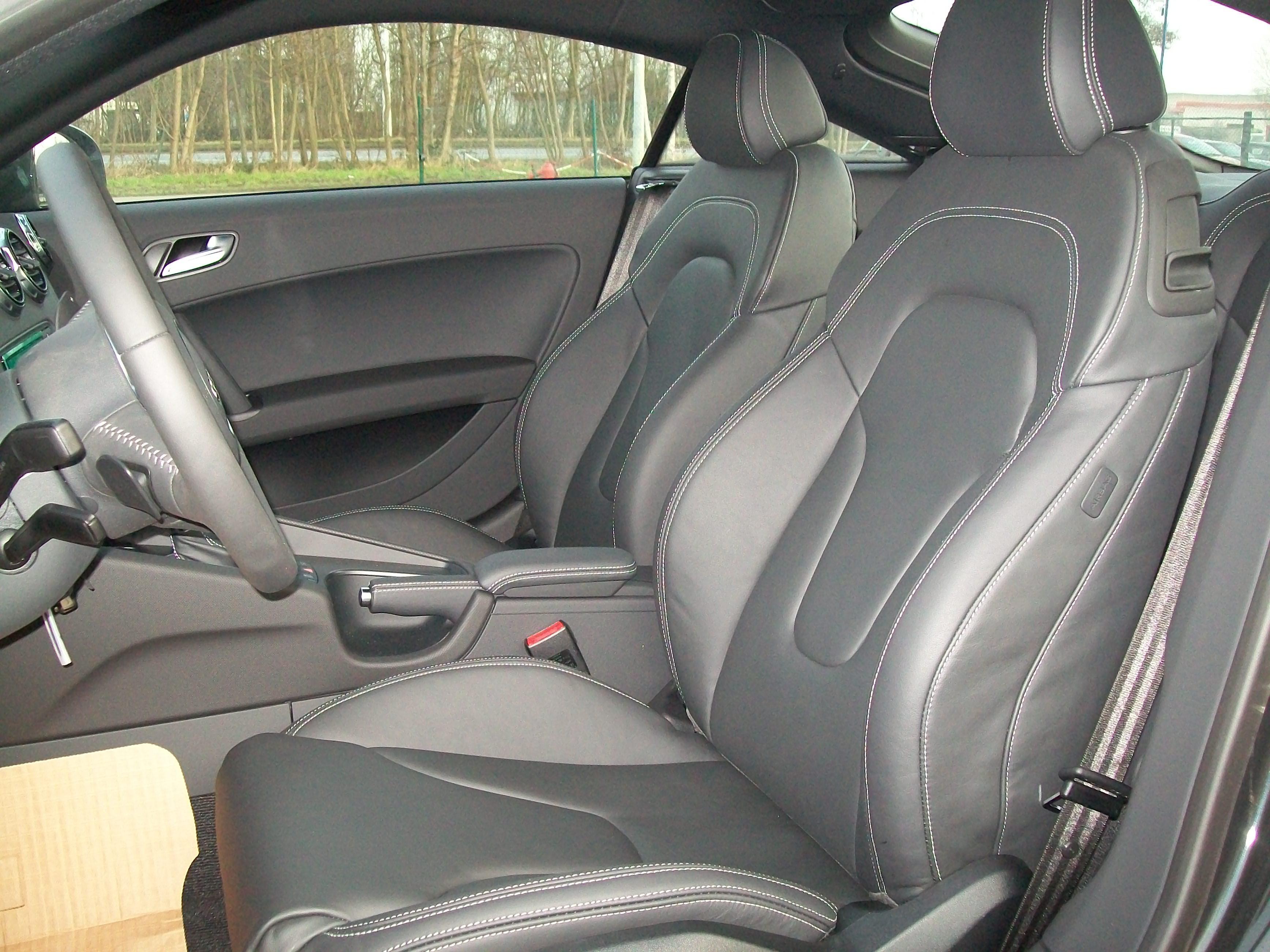 Talat - Autobekleding - Audi TT