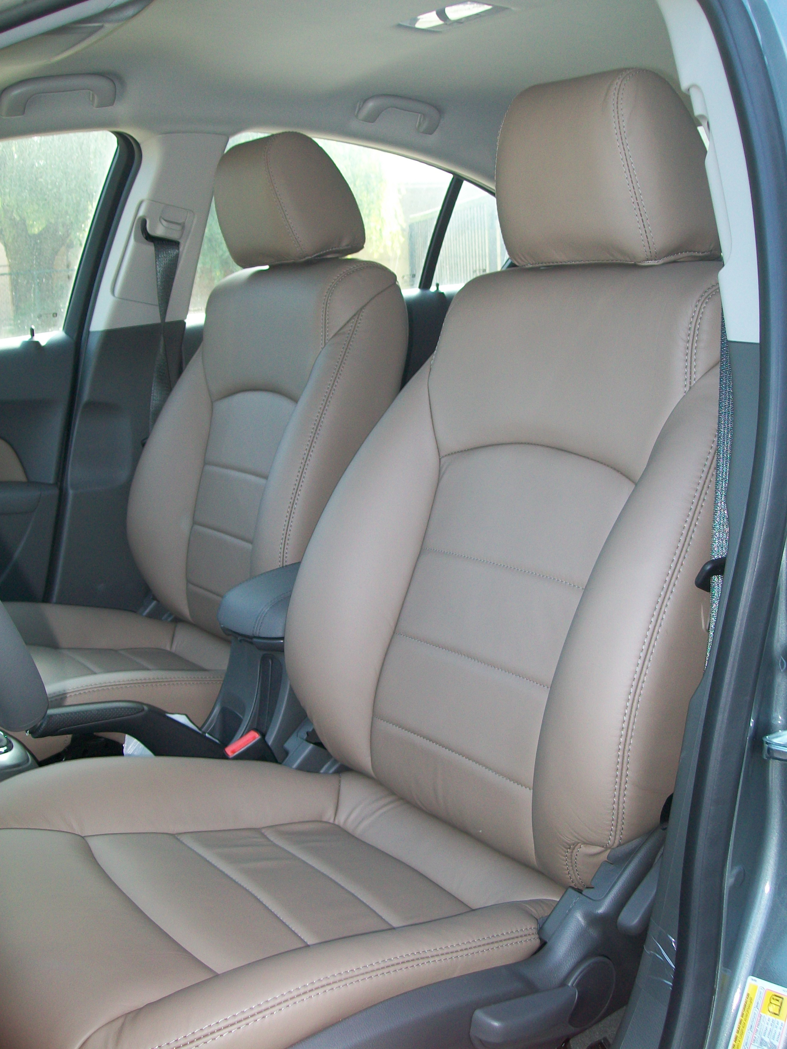 Talat - Autobekleding - Chevrolet Cruise