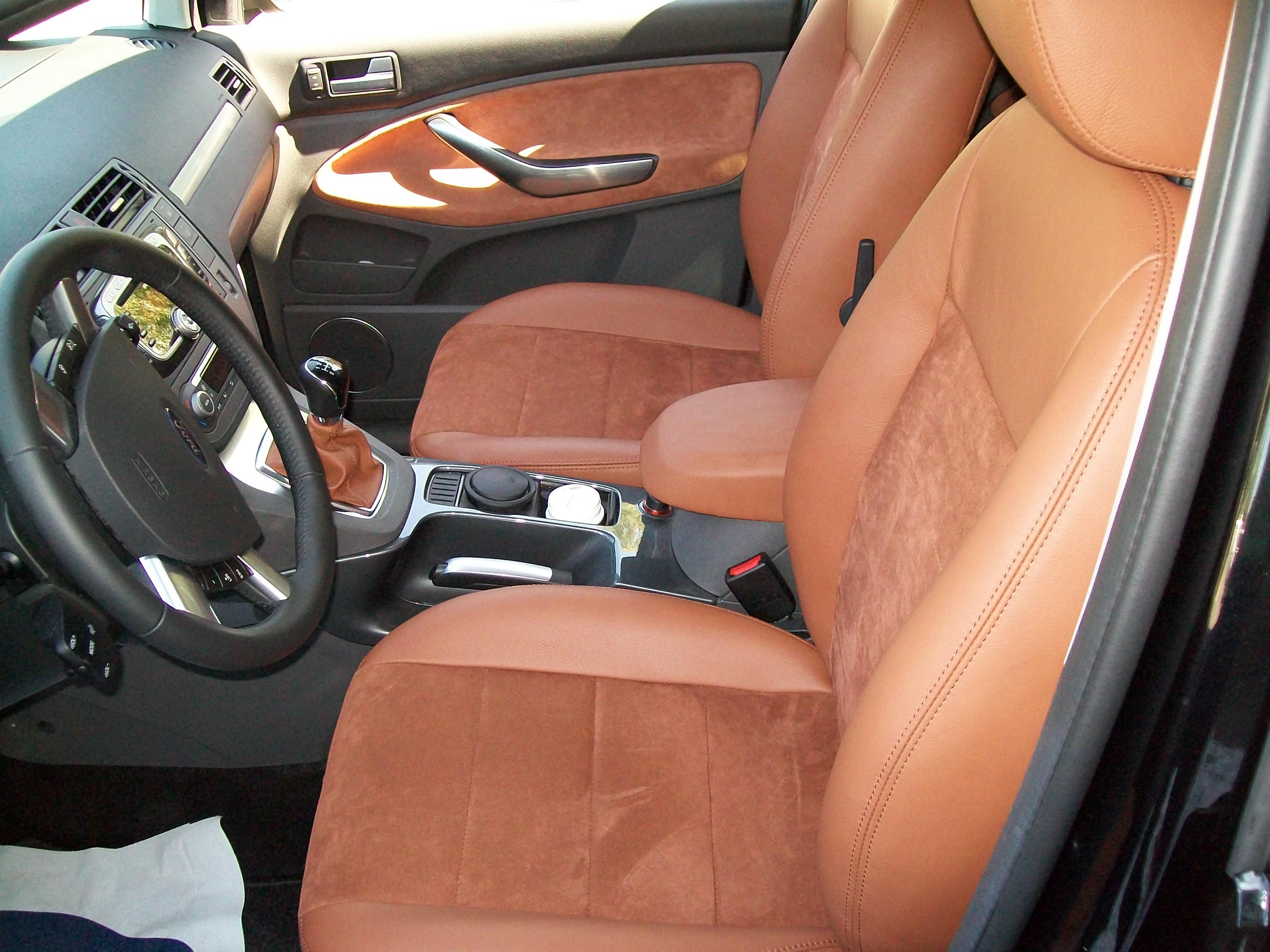 Talat - Autobekleding - Ford C-Max