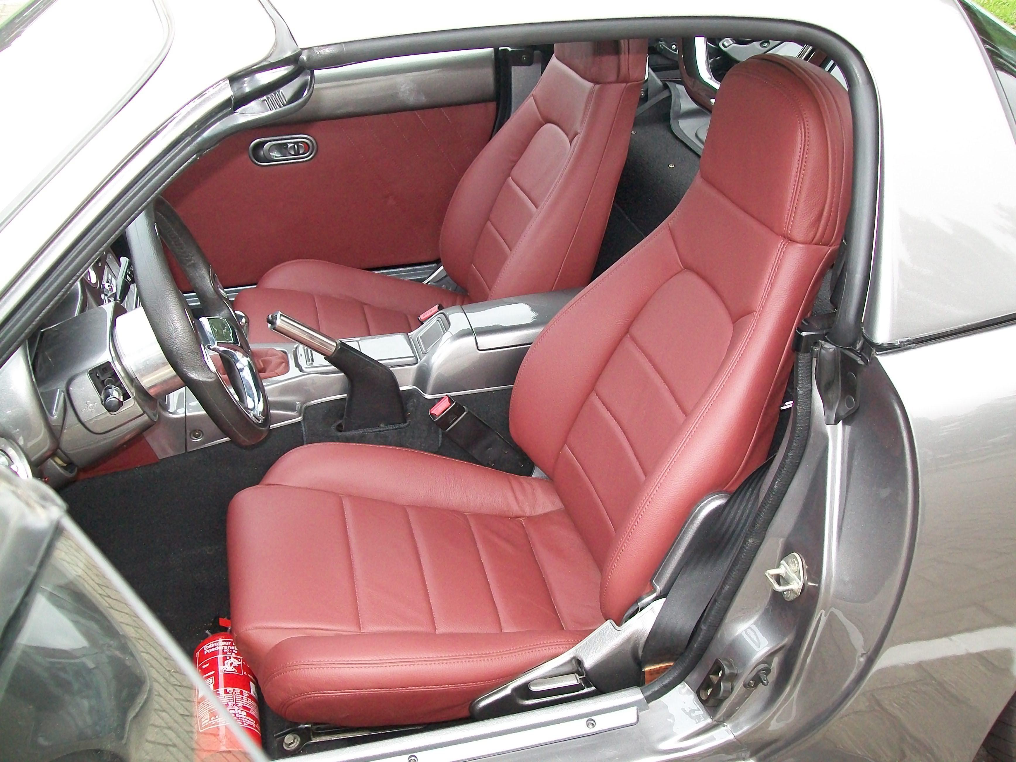 Talat - Autobekleding - Mazda MX5