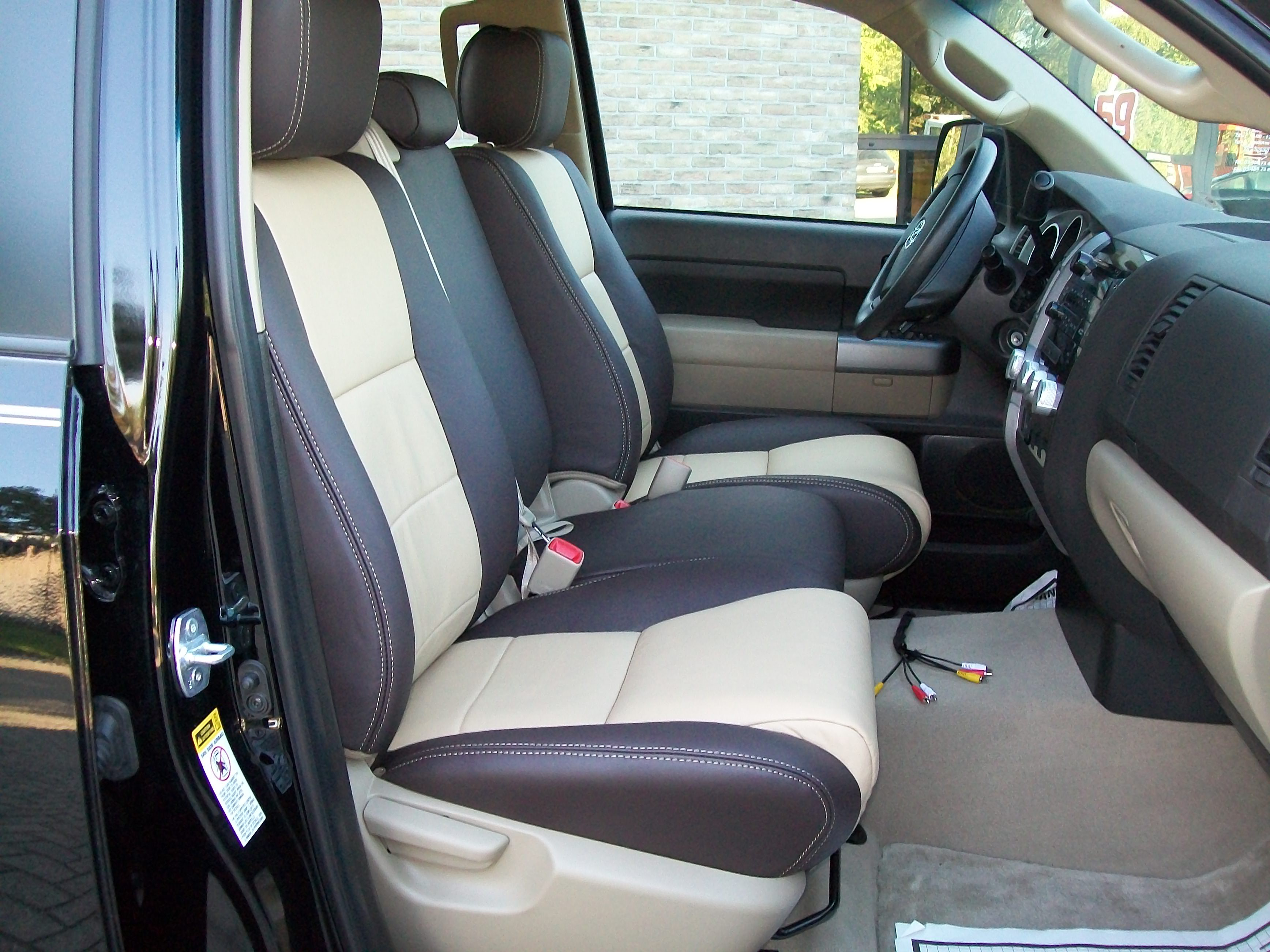 Talat - Autobekleding - Toyota Tundra