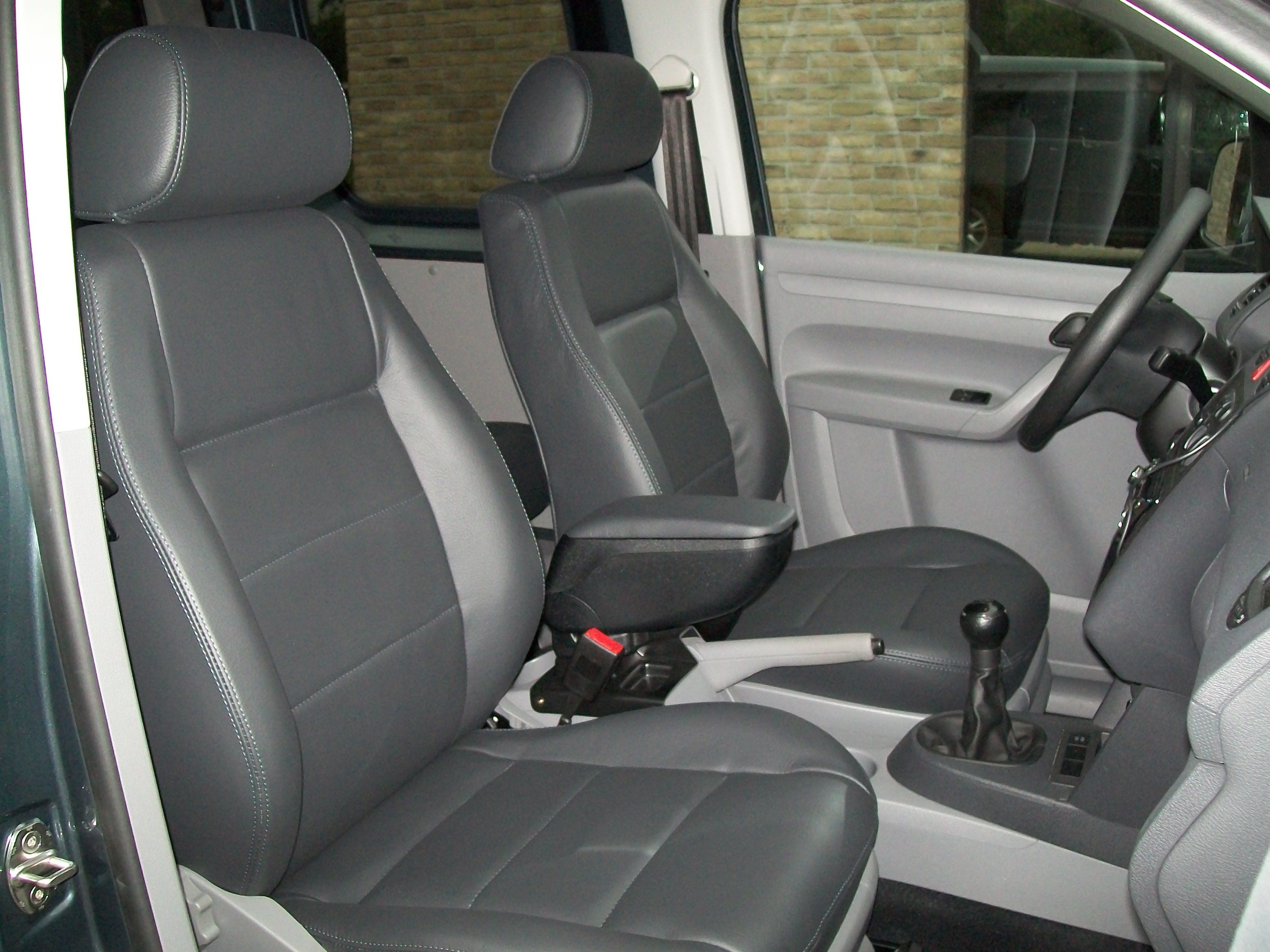 Talat - Autobekleding - Volkswagen Caddy