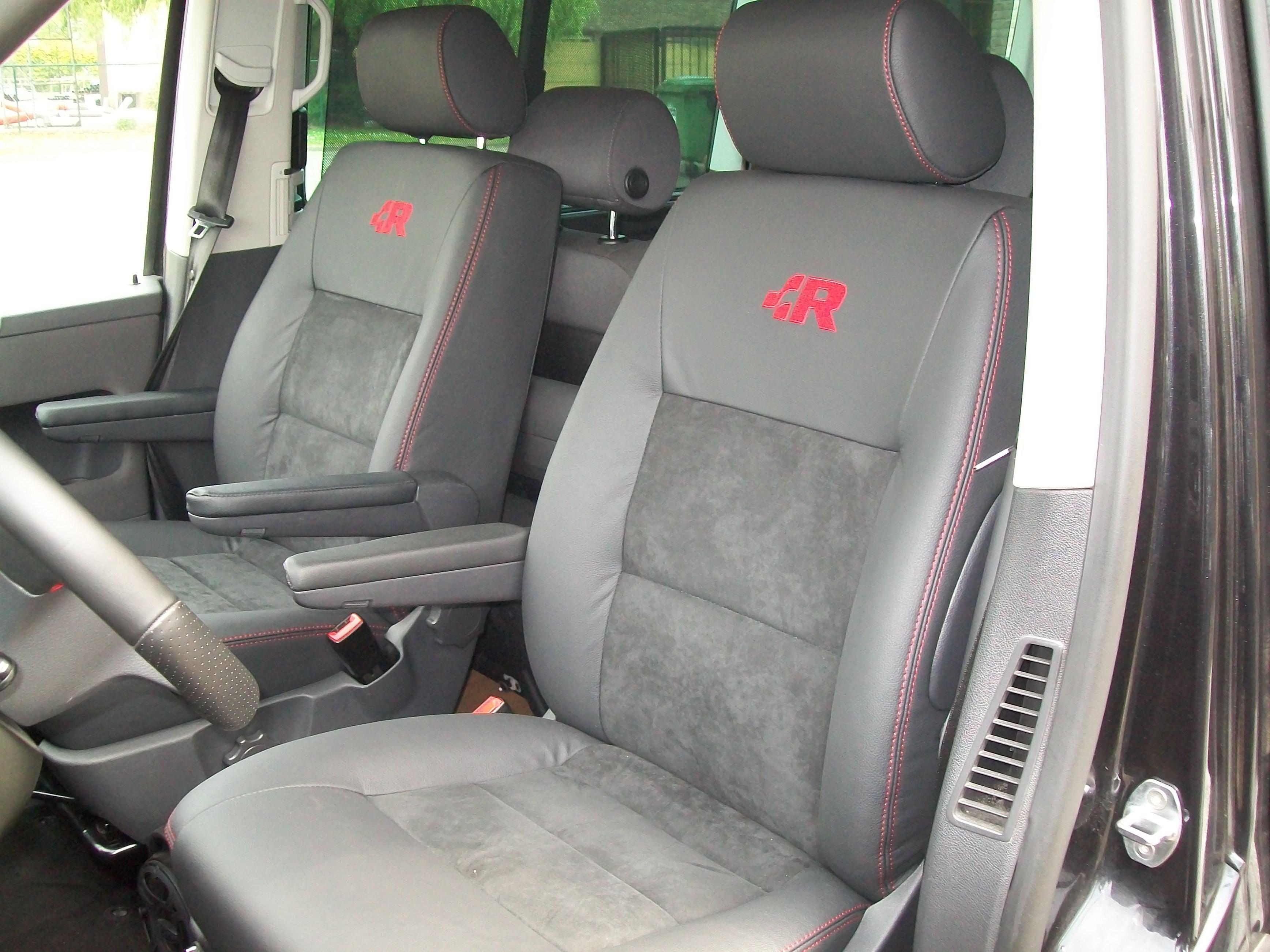 Talat - Autobekleding - Volkswagen Multivan