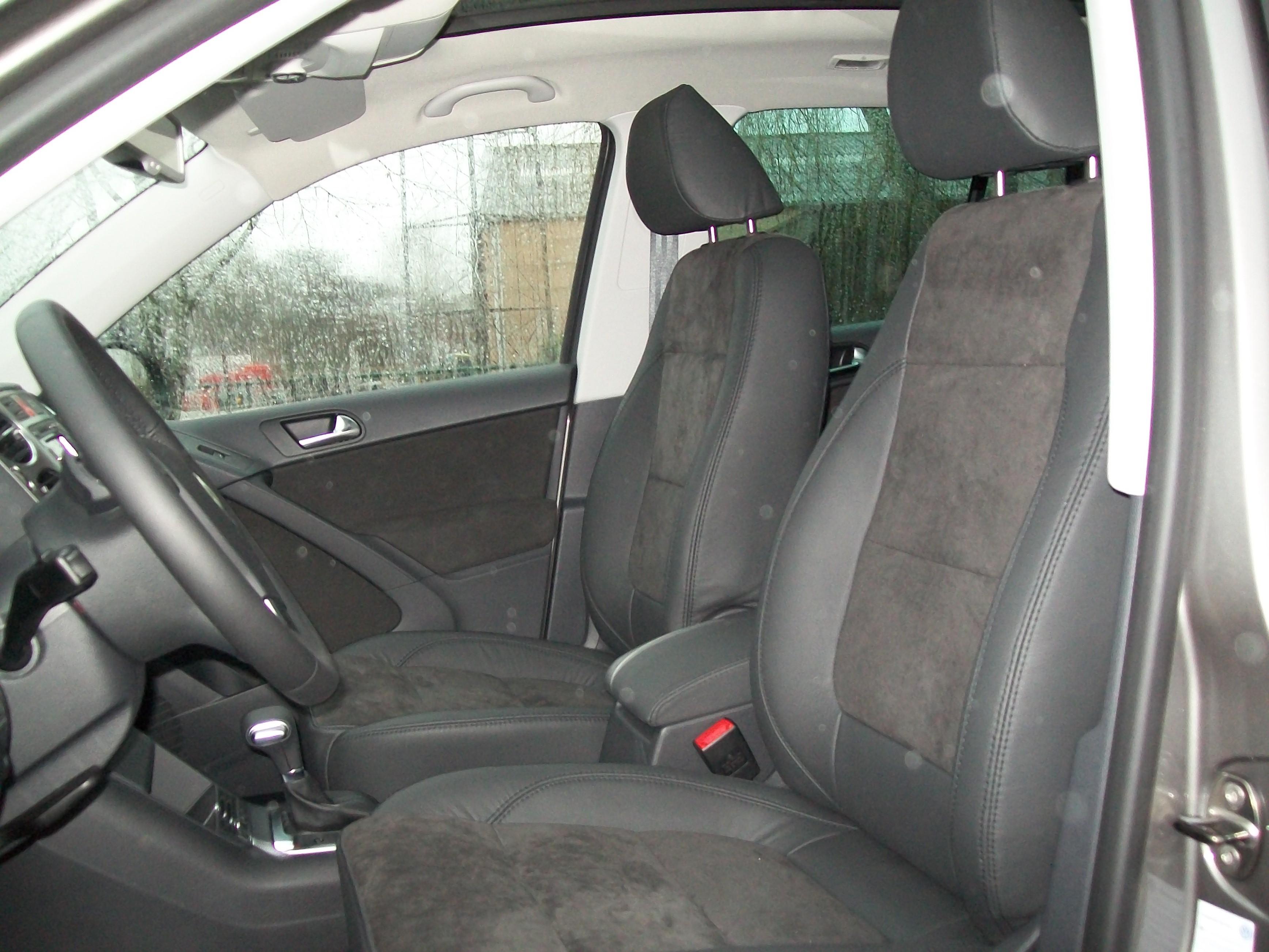 Talat - Autobekleding - Volkswagen Touran