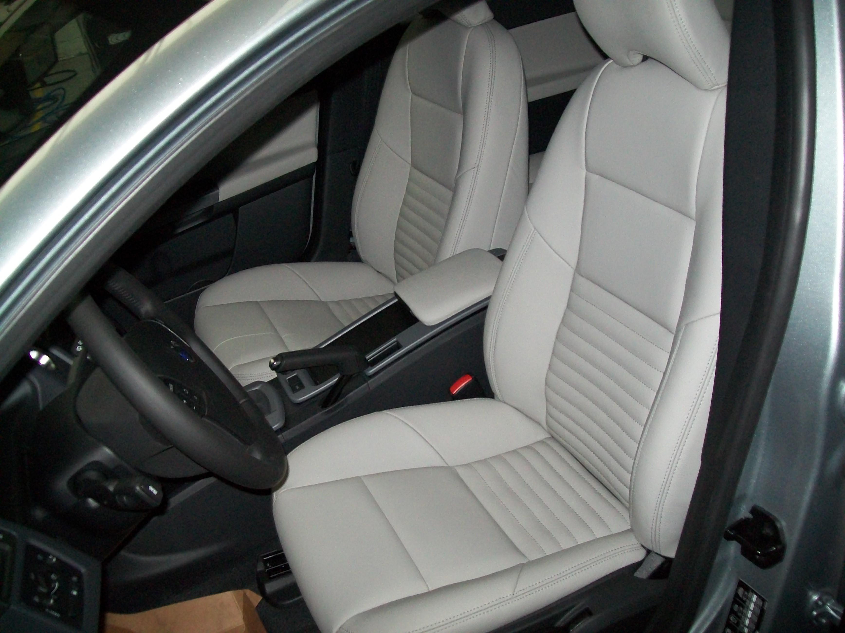 Talat - Autobekleding - Volvo V50